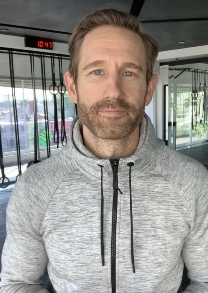Chad Williams - Online Fitness Coach